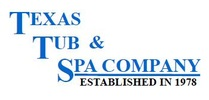 Texas Tub and Spa Retina Logo