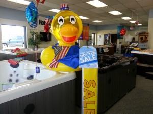 Showroom - Lg duck pic